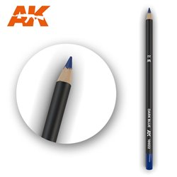 AK INTERACTIVE AK10022 Watercolor Pencil Dark Blue