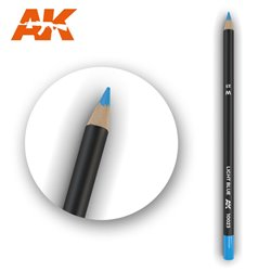 AK INTERACTIVE AK10023 Watercolor Pencil Light Blue