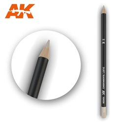 AK INTERACTIVE AK10026 Watercolor Pencil Dust-Rainmarks