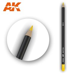 AK INTERACTIVE AK10032 Watercolor Pencil Yellow
