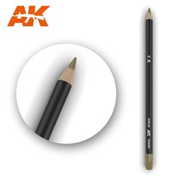 AK INTERACTIVE AK10034 Watercolor Pencil Gold