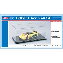 TRUMPETER 09813 Display case Autos 1/24 120x232x86mm