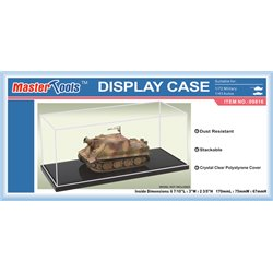 TRUMPETER 09816 Display Case 170 x 75 x 67 mm