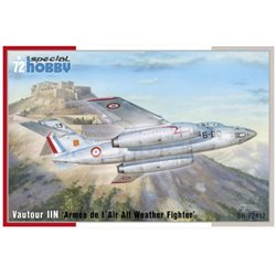 SPECIAL HOBBY SH72412 1/72 S.O. 4050 Vautour II Armee de l Air All Weather Fighter