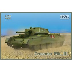 IBG MODELS 72068 1/72 Crusader Mk.III
