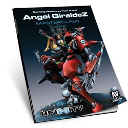 VALLEJO 75.003 Painting Miniatures From A - Z Masterclass Vol.1