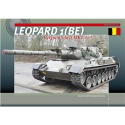 TRACKPAD MFF14 Leopard 1(BE) - Belgium's Last MBT, Part 1 English