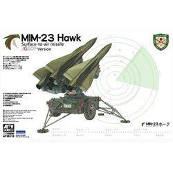 AFV CLUB AF35310 1/35 MIM-23 Hawk Surface-to-air missile JGSDF Version