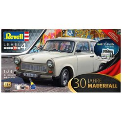 """REVELL 07619 1/24 30th Anniversary """"Fall of the Berlin Wall"""""""