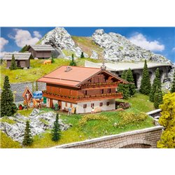 FALLER 191745 HO 1/87 Maison alpine Chiemgau - Chiemgau Alpine chalet