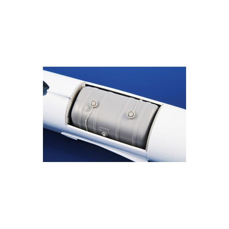 EDUARD EX342 1/48 Masks Seafire F. XVII For Airfix
