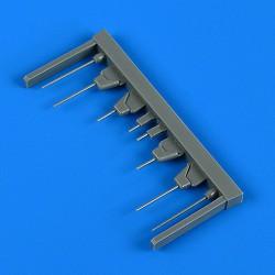 EDUARD JX138 1/32 Masks Spitfire Mk. Vb/ Trop For Hobby Boss