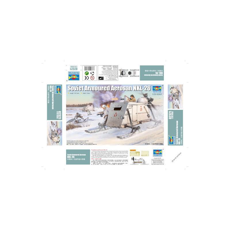 MASTERBOX MB35202 1/35 Desert Battle Series. Skull Clan-New Amazons
