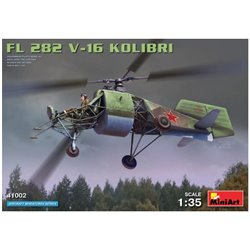 MINIART 41002 1/35 Fl 282 V-16 Kolibri