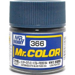 GUNZE C366 Mr. Color (10 ml) Intermediate Blue FS35164