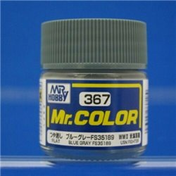 GUNZE C367 Mr. Color (10 ml) Blue Gray FS35189