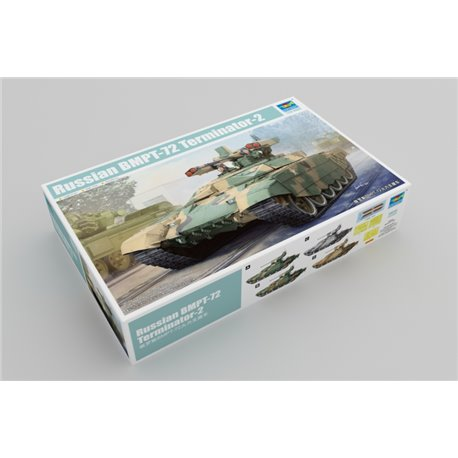 TRUMPETER 09515 1/35 Russian BMPT-72 Terminator-2