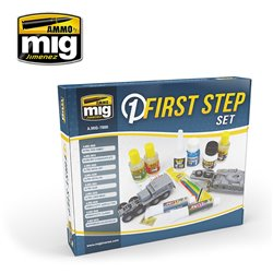 AMMO BY MIG A.MIG-7800 FIRST STEPS SET