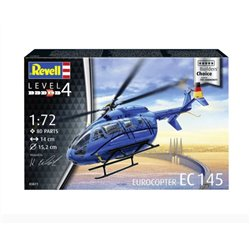 "REVELL 03877 1/72 EC 145 ""Builders' Choice"""