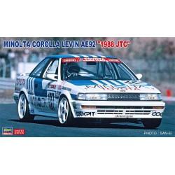 HELLER 56764 1/24 Renault 4 CV PIE