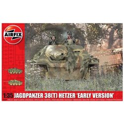 AIRFIX A1355 1/35 JagdPanzer 38 tonne HetzerEarly Version