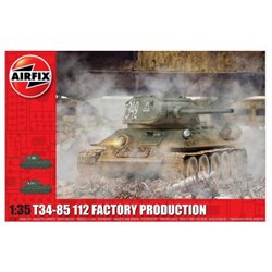 AIRFIX A1361 1/35 T34/85 II2 Factory Production