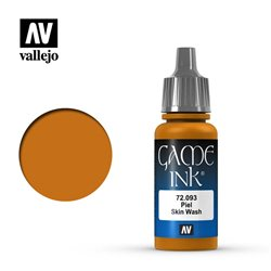 VALLEJO 72.093 Game Color Skin Wash Ink Ink 17 ml.