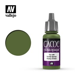 VALLEJO 72.146 Game Color Heavy Green Extra Opaque 17 ml.