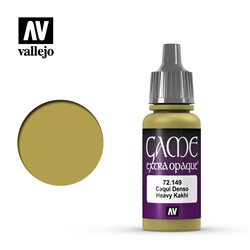 VALLEJO 72.149 Game Color Heavy Kakhi Extra Opaque 17 ml.