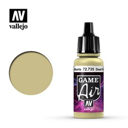 VALLEJO 72.735 Game Air Dead Flesh Color 17 ml.