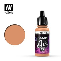 VALLEJO 72.741 Game Air Dwarf Skin Color 17 ml.