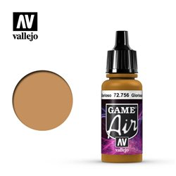 VALLEJO 72.756 Game Air Glorious Gold Metallics 17 ml.