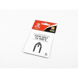 HELLER 53014 1/72 NORMANDY AIR War(Mustang, Focke Wulf, 2 sets de figurines)*
