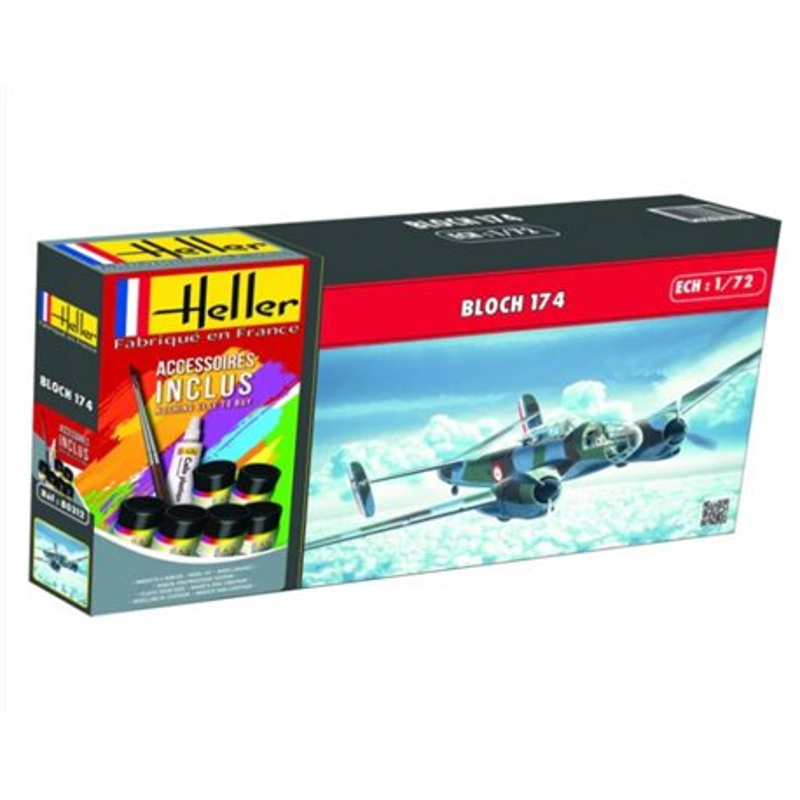 HELLER 56312 1/72 Bloch 174 A3