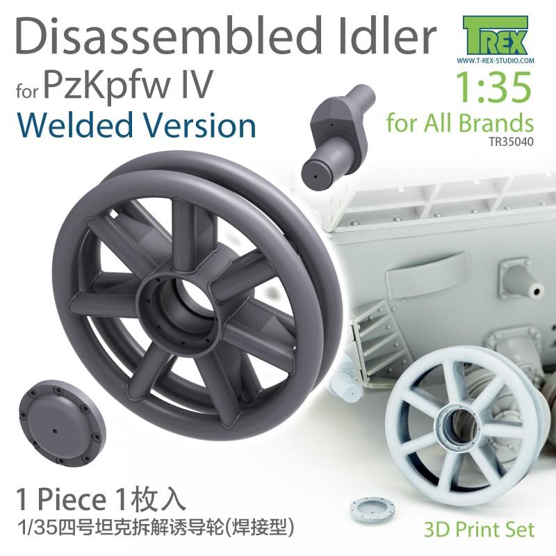 MINIART 37021 1/35 Tiran 4 Sh Early Type.Interior Kit