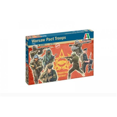 ITALERI 6190 1/72 Warsaw Pact Troops