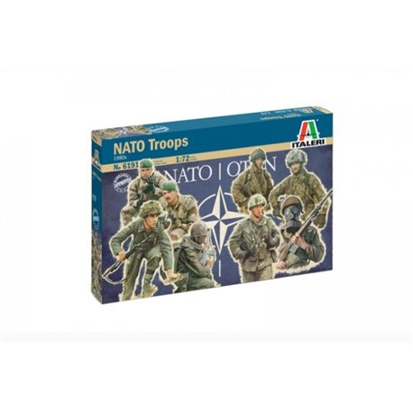 ITALERI 6191 1/72 NATO troops