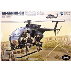 KITTY HAWK KH50002 1/35 AH-6M/MH-6M nightstalker*