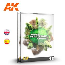 AK INTERACTIVE AK295 AK Learning 10: Mastering Vegetation in Modeling