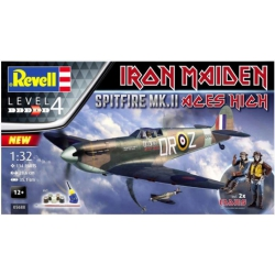 "REVELL 05688 1/32 Spitfire Mk.II""Aces High""Iron Ma"