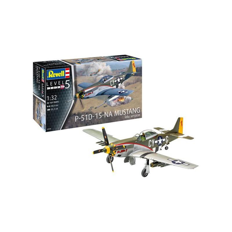 "REVELL 05688 1/32 Spitfire Mk.II""Aces High""Iron Ma"