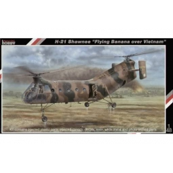 "SPECIAL HOBBY SH48062 1/48 H-21 Shawnee ""Flying Banana over Vietnam""*"