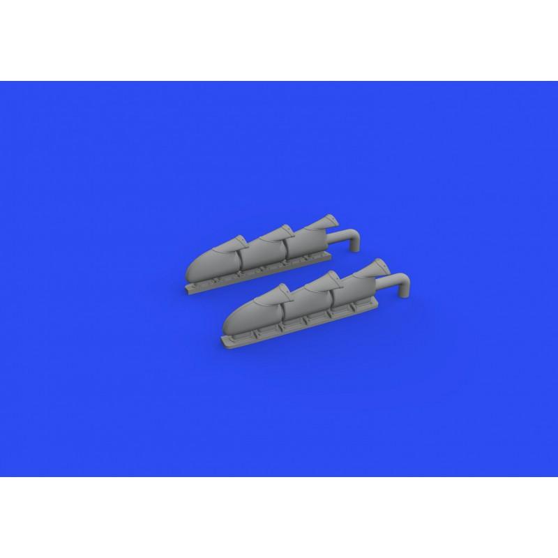 "SPECIAL HOBBY SH48062 1/48 H-21 Shawnee ""Flying Banana over Vietnam"""