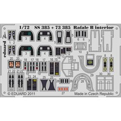 EDUARD SS385 1/72 Rafale B interior S.A. For Hobby Boss