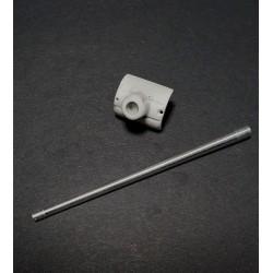 TRUMPETER 01540 1/35 Geschützwagen Tiger Grille21/210mm Morta