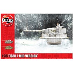 AIRFIX A1359 1/35 Tiger-1 Mid Version