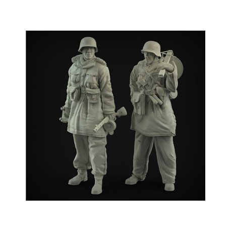PANZER ART FI35-080 1/35 Close combat panzerknacker set