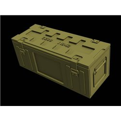 PANZER ART RE35-598 1/35 C238 British ammo boxes (6pcs)
