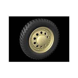 "PANZER ART RE35-603 1/35 Scout car ""Dingo"" Road wheels (Firestone)"