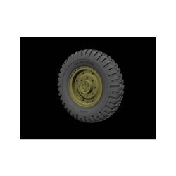 PANZER ART RE35-605 1/35 Chevrolet C60 Road wheels (AVON)
